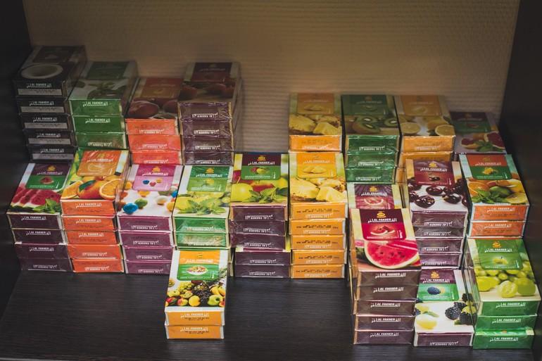 Какой табак купить домой? Часть 1: фрукты и ягоды.