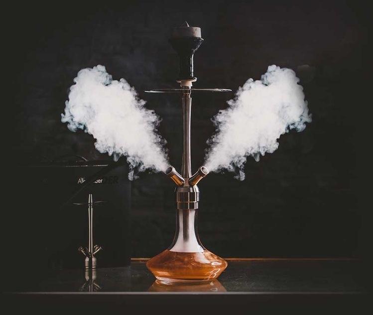 Мало дыма в кальяне: причины и способы устранения